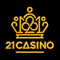 21 Casino | No deposit Bonus | Free spins!