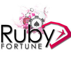 Ruby Fortune Casino | 100% Match bonus up to $150