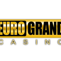 EuroGrand Casino £1000 in 1st Deposit Bonus