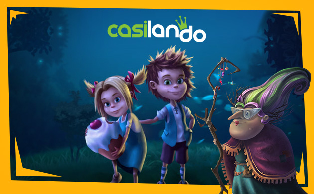 Casilando 20 free spins no deposit